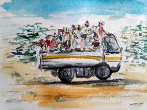 Ilustración de Adrià Llobet